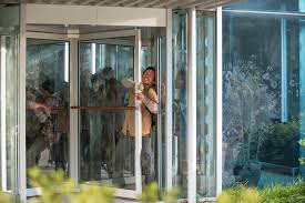 Ever felt like you're stuck in a revolving door?