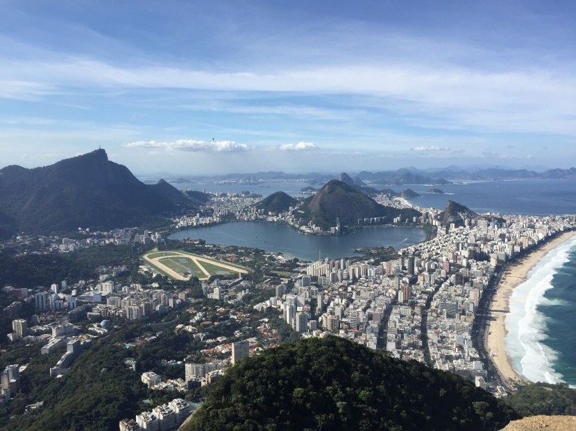 Morro Dois Irmaos – The Two Brothers