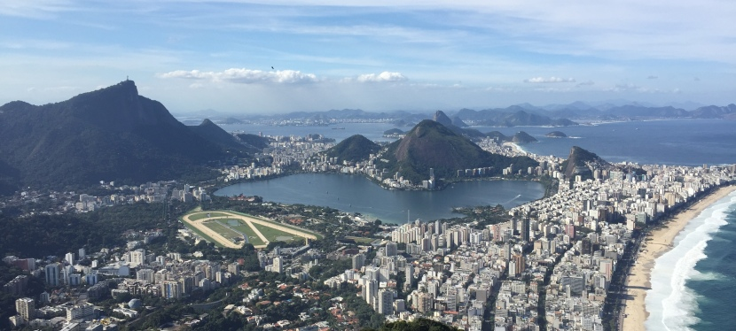 Morro Dois Irmaos – The TwoBrothers