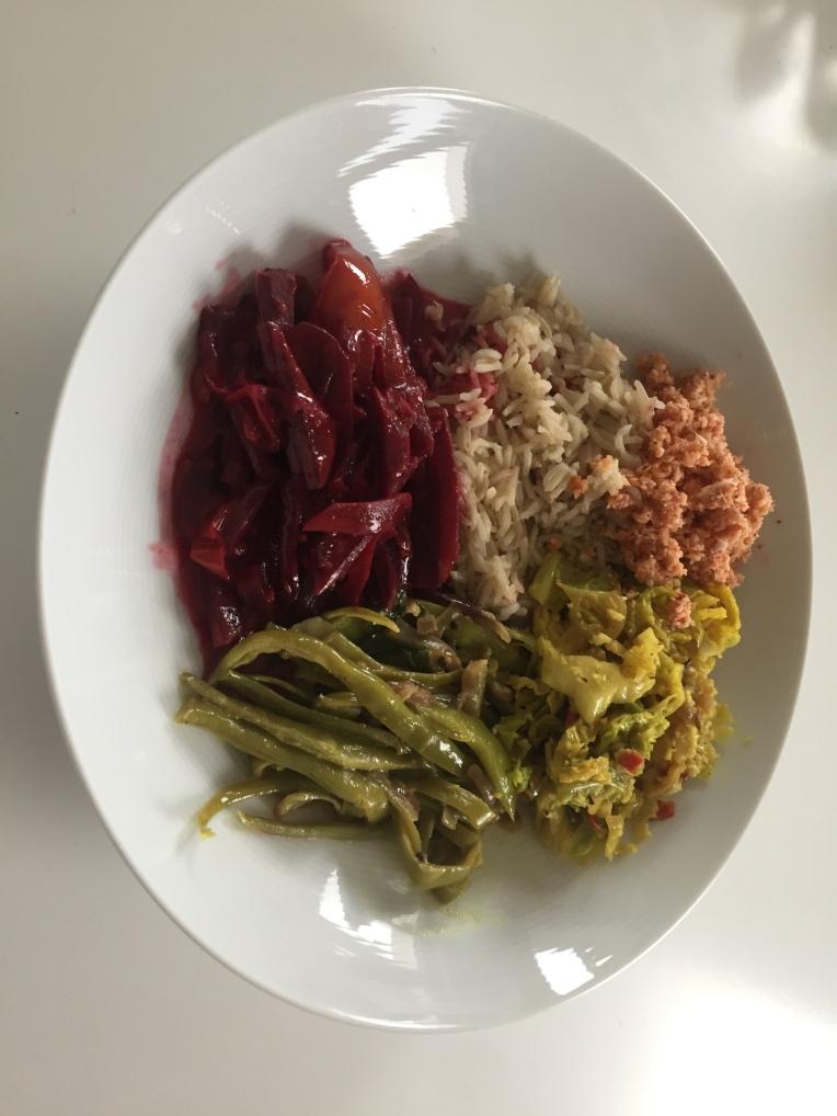 Recipes by Rosie Birkett